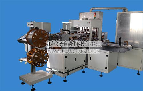 介绍豪华型尿袋熔合机加工的产品规格